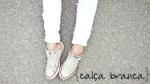 calça branca, white pants, fashion